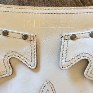 Diesel Bags - Diesel Leather Clutch